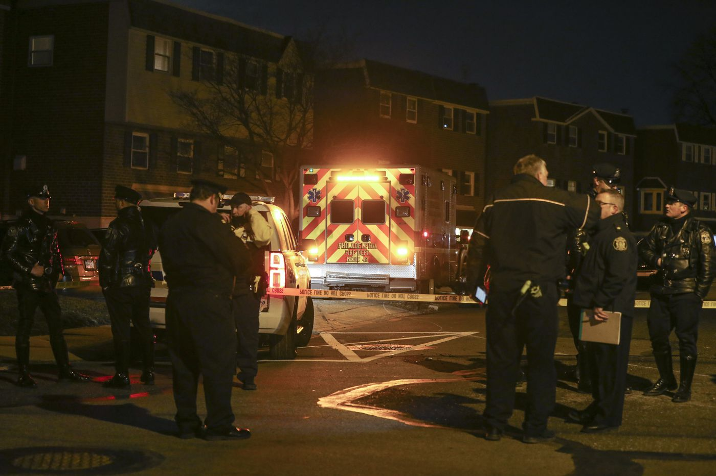 Police identify man accused of stealing ambulance, evading cops in Northeast Philly