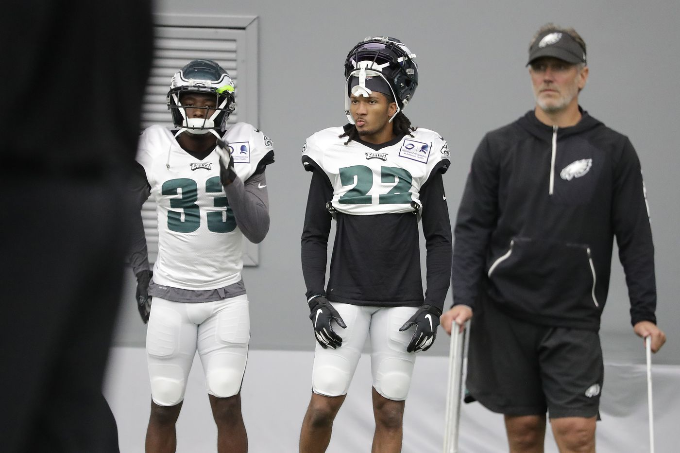 Doug Pederson says Sidney Jones needs to 'break through' and be confident in his recovery to play well
