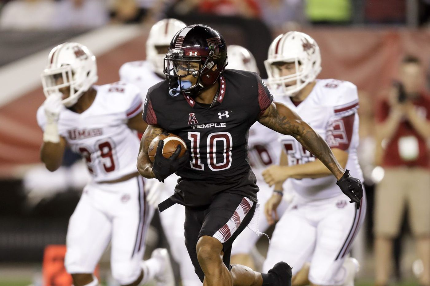Temple remains 10th in AAC football power ratings