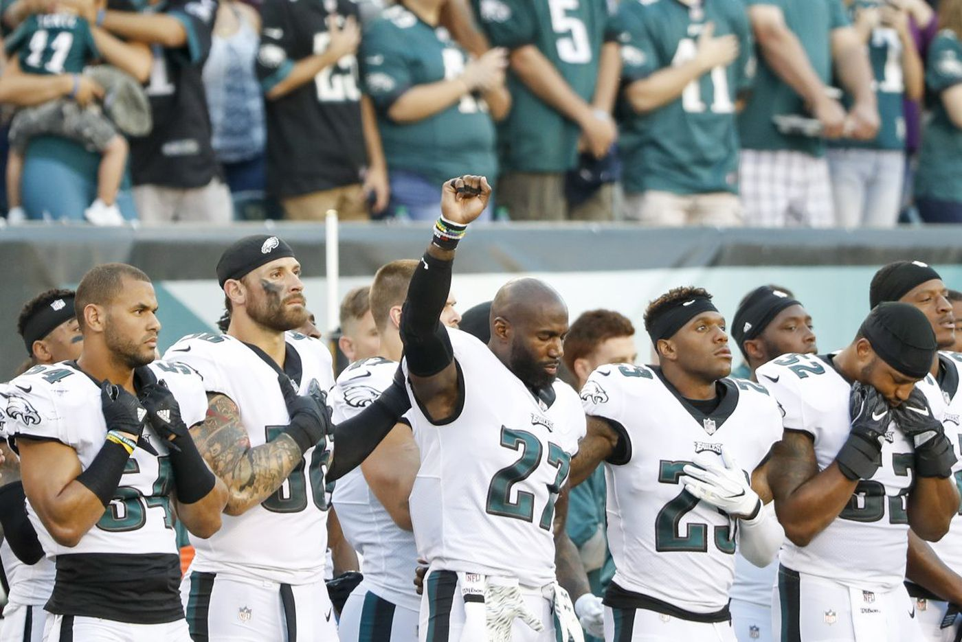NFL anthem policy change: what they're saying around the league