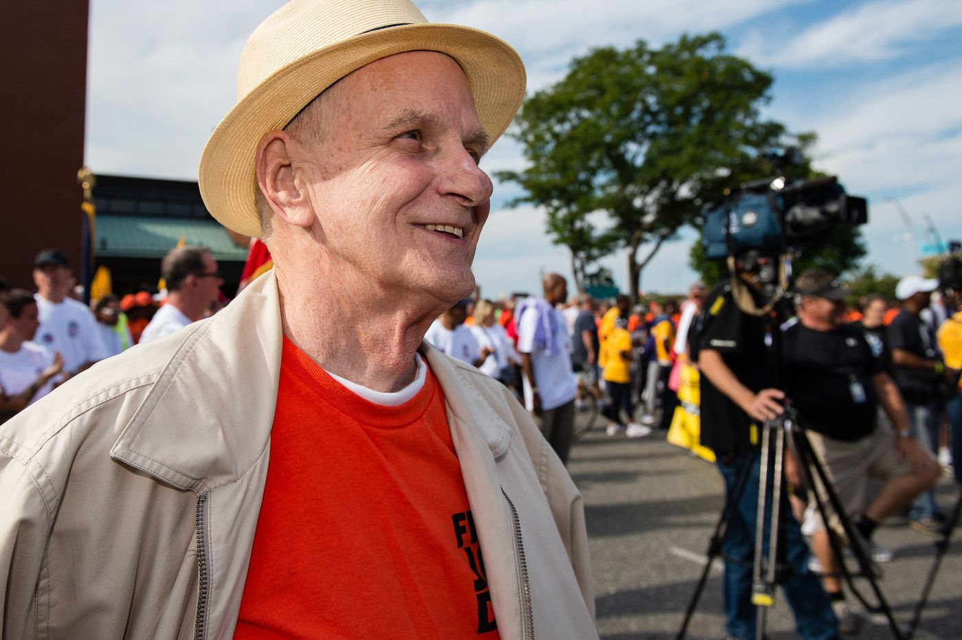 James Moran, the force behind Philadelphia's worker health and safety movement, dies at 81