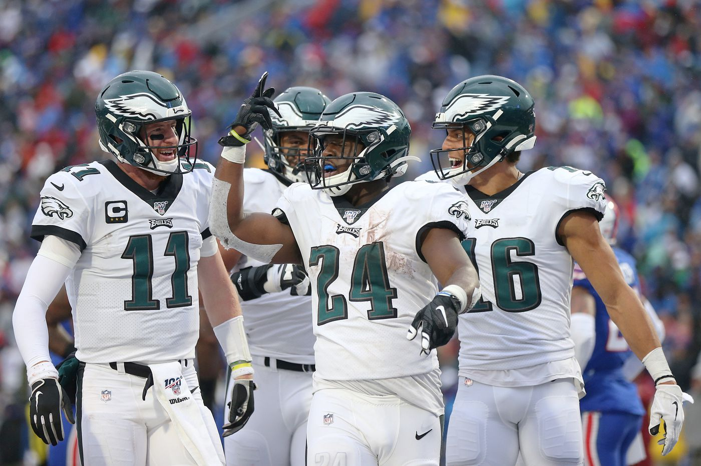 NFL Week 9 predictions: Vegas Vic has some early props on Eagles, taking Cowboys as best bet