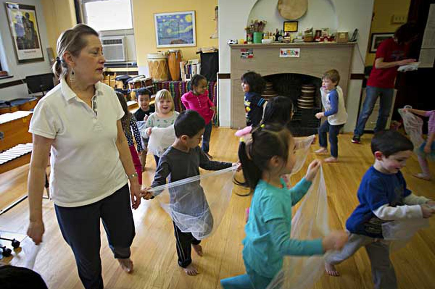 Closing in on proof of arts' value to kids