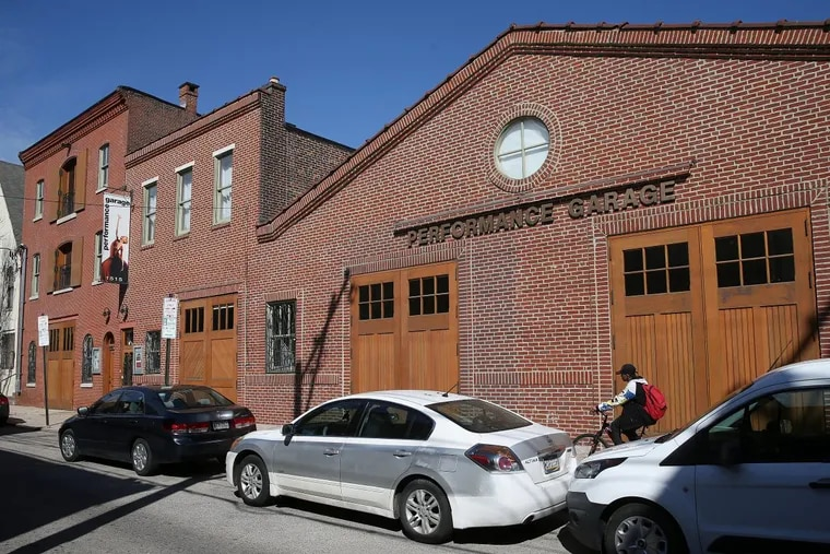 A planned renovation of the upper floors at the Performance Garage in Spring Garden will allow the already-busy dance space to add room for yoga and wellness classes.