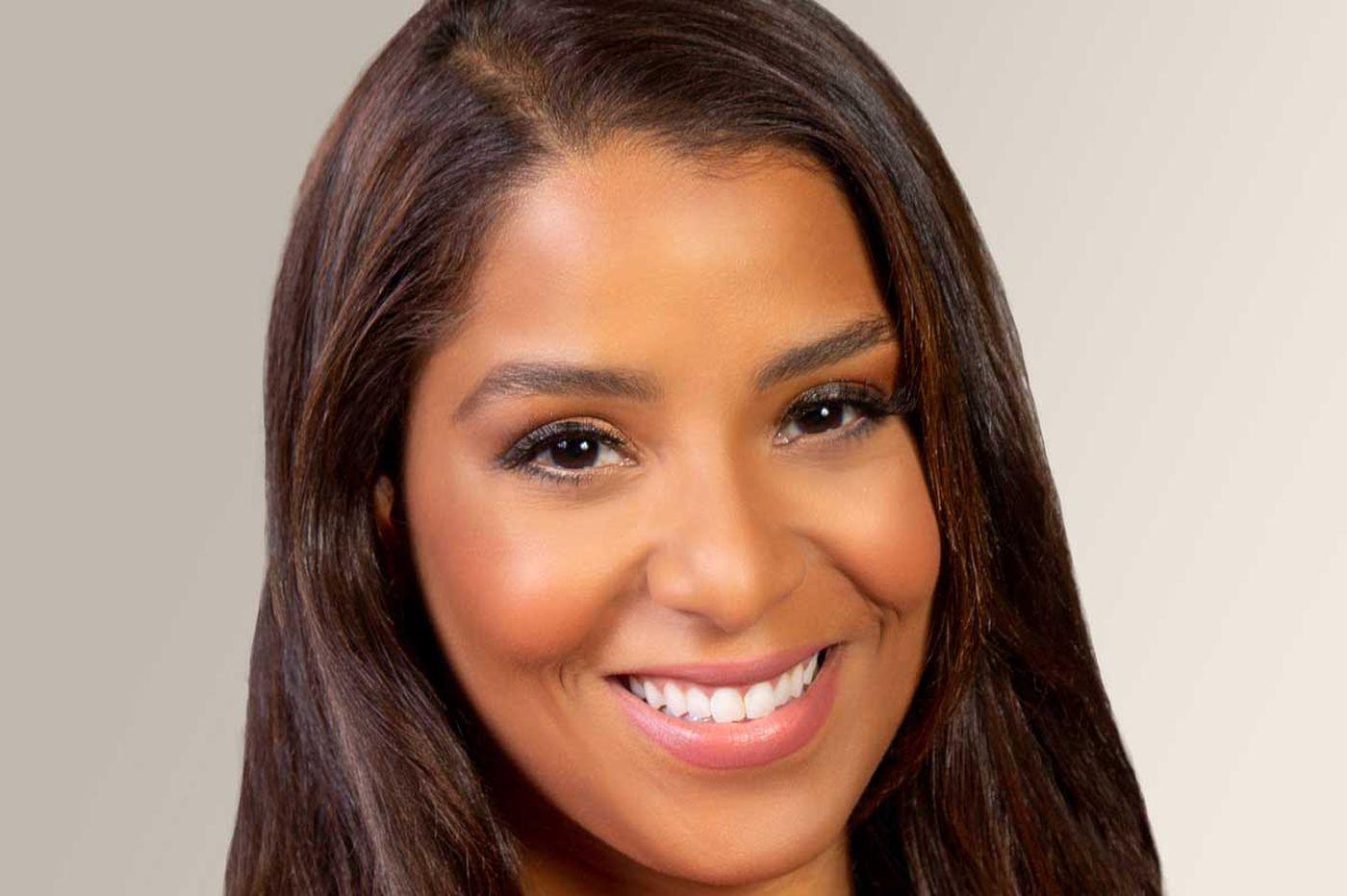 CBS3 names Llarisa Abreu new meteorologist on weekday mornings