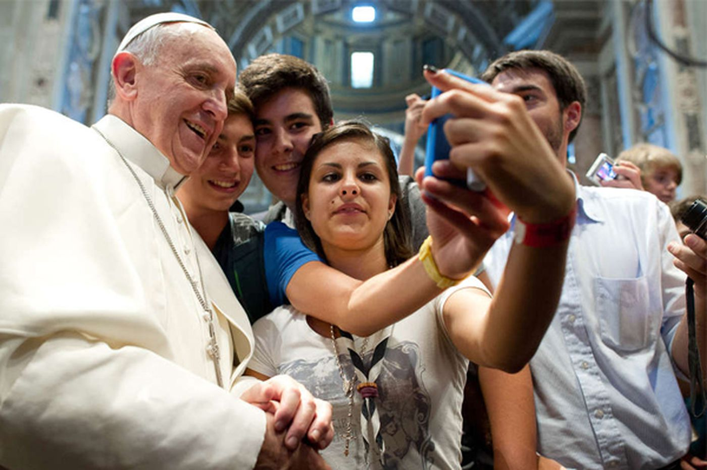 The meaning of the ubiquitous selfie