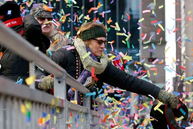 Catch some confetti at the Mummers Parade and then go home and enjoy some pork and sauerkraut with loved ones.