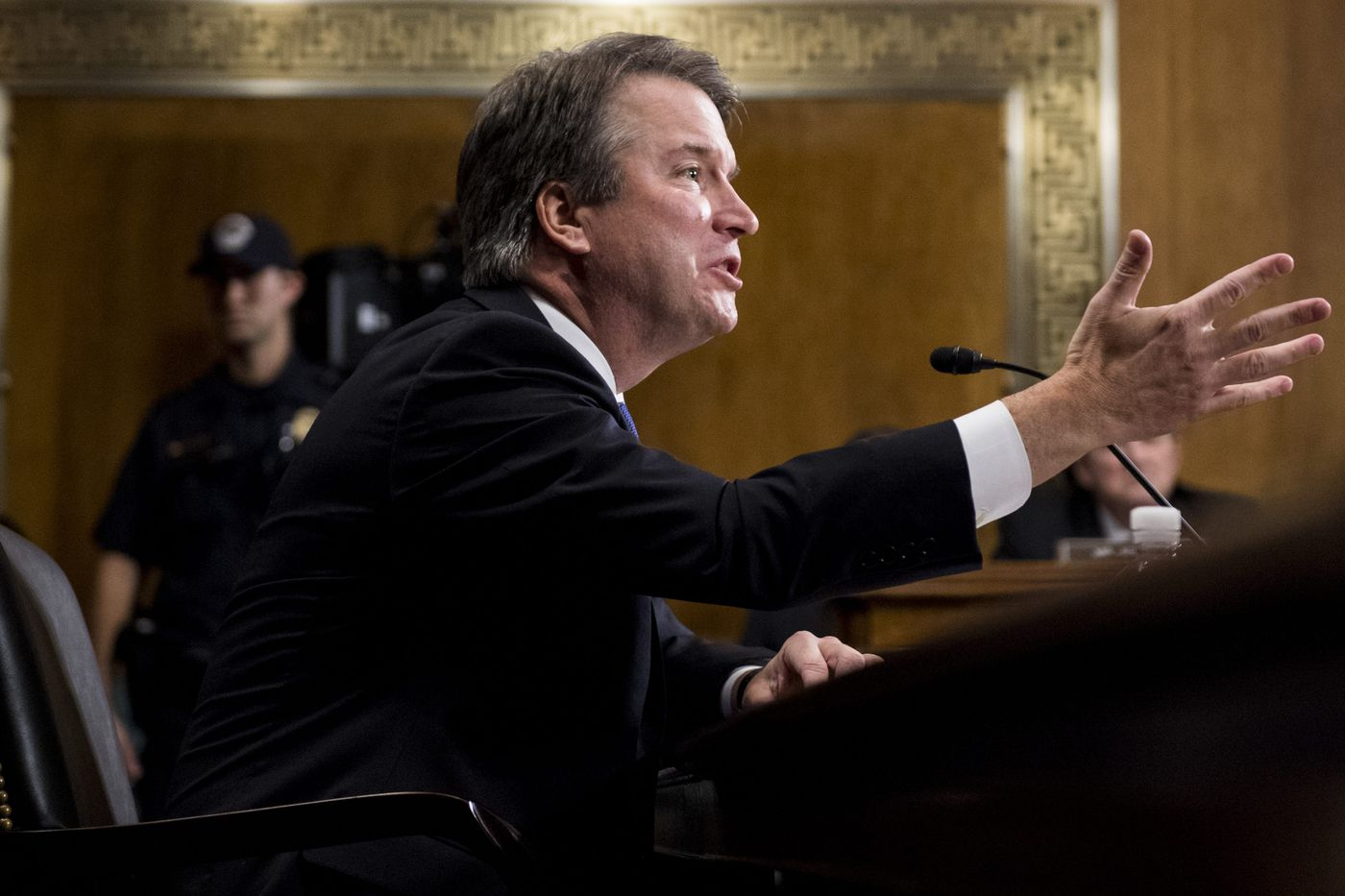 Kavanaugh confirmation: Trump orders FBI to launch investigation