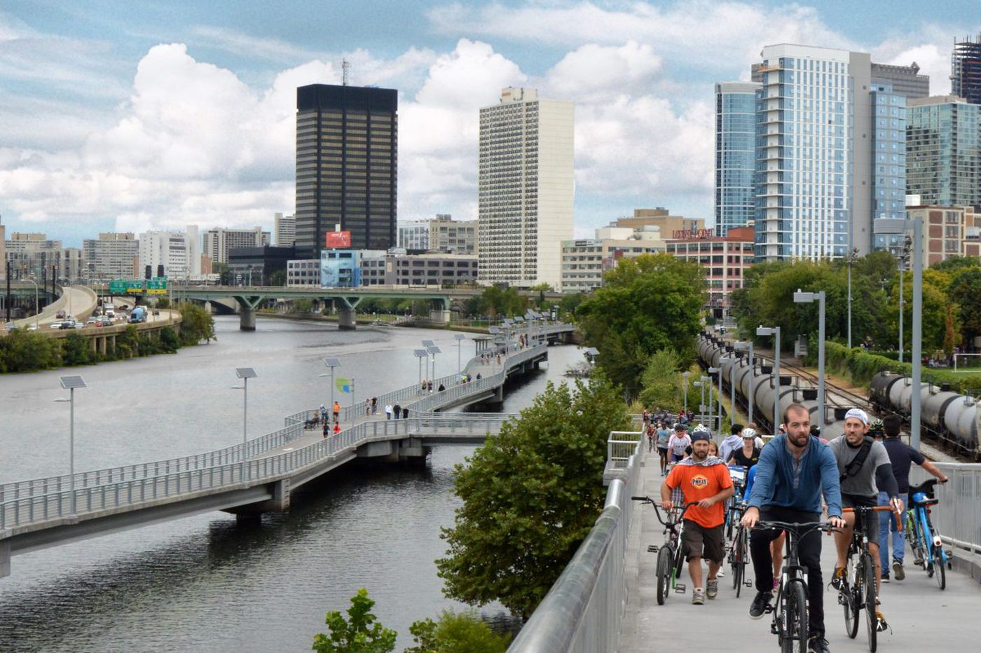 Environmental center to connect its 340 acres to Schuylkill River Trail