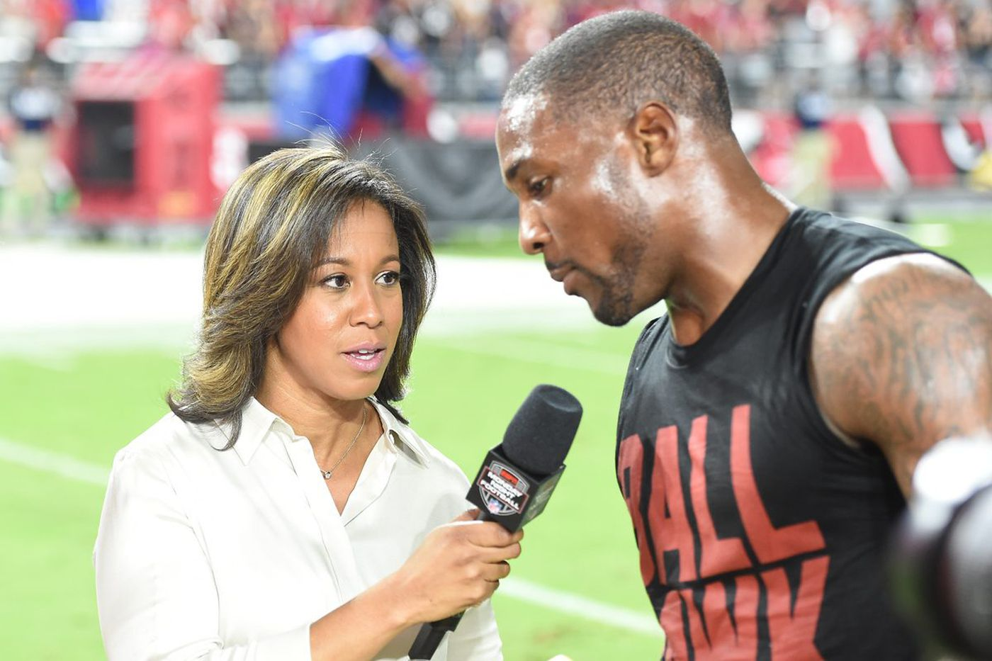ESPN's Lisa Salters on NFL protests, avoiding Twitter and growing up an Eagles fan