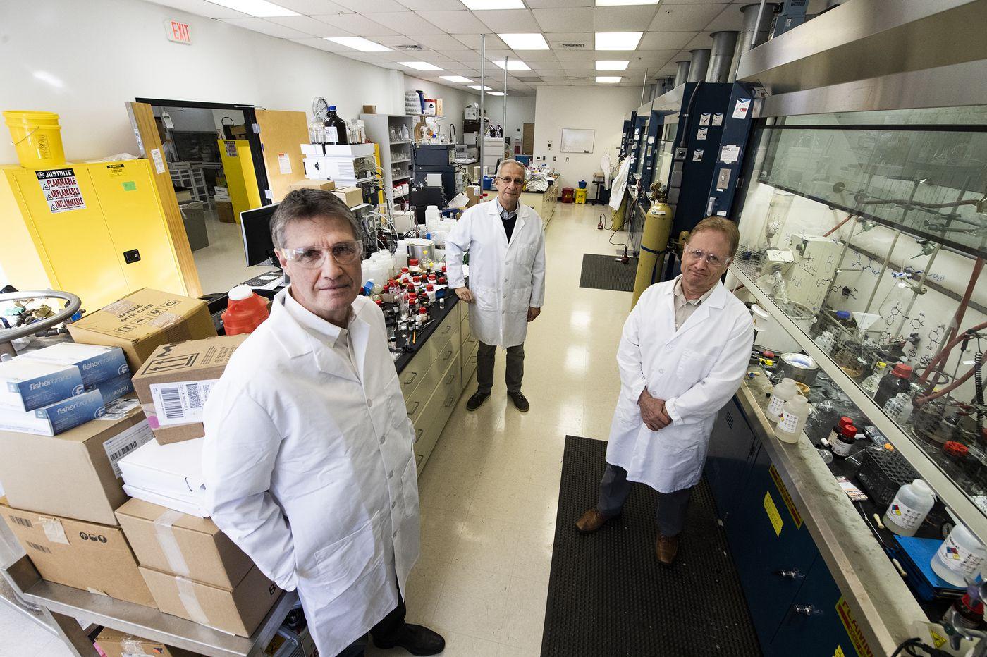 Malvern drugmaker is hopeful where others struggle: Fighting deadly 'superbugs'