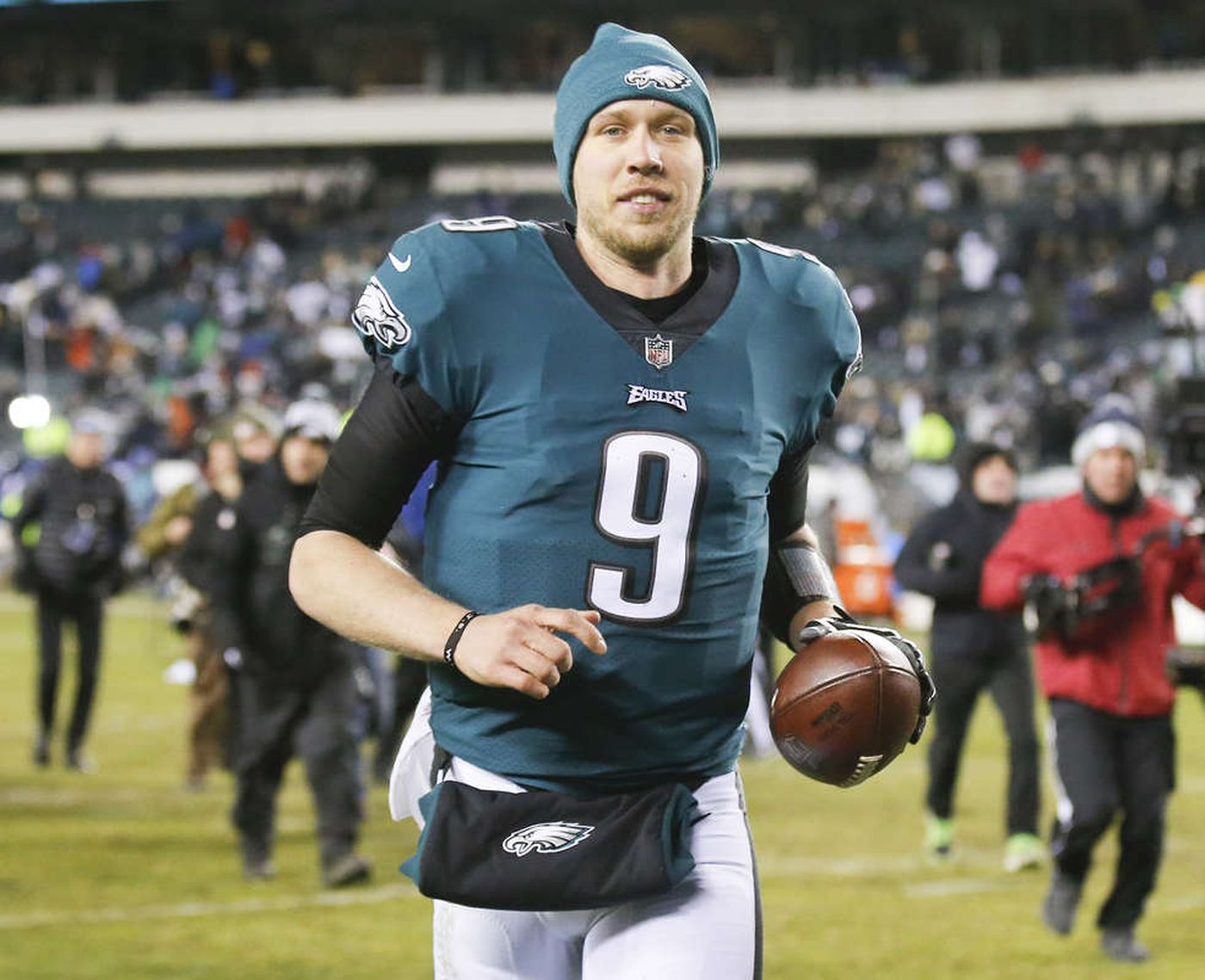 d08714eb Eagles fans indulge wild superstitions for NFC Championship game