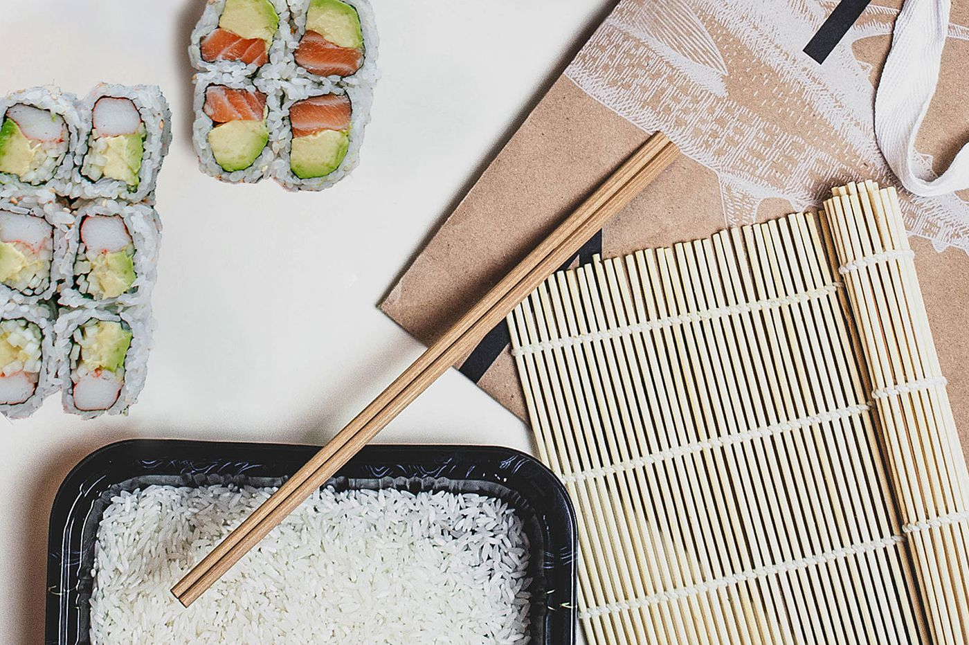 Roll with it: Sushi chef selling DIY kits and will lead a class on Instagram