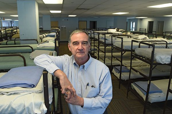 Whither the homeless when pope visits Parkway?