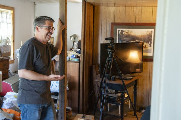 Pennsylvania filmmaker passionate about bad taste, piling up bodies