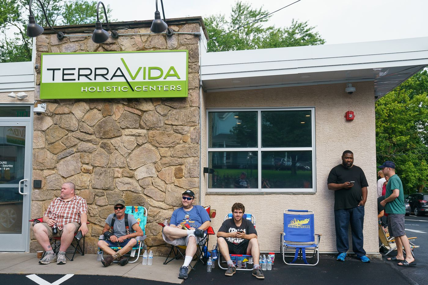 'Historic' day for medical marijuana in Pa. as 'flower' goes on sale