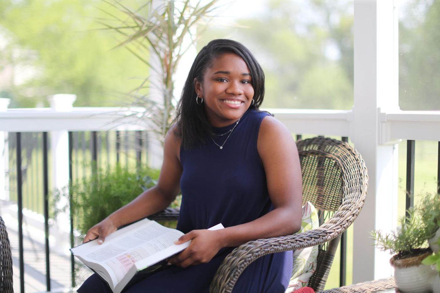 These Oxford Area students graduated college before graduating high school
