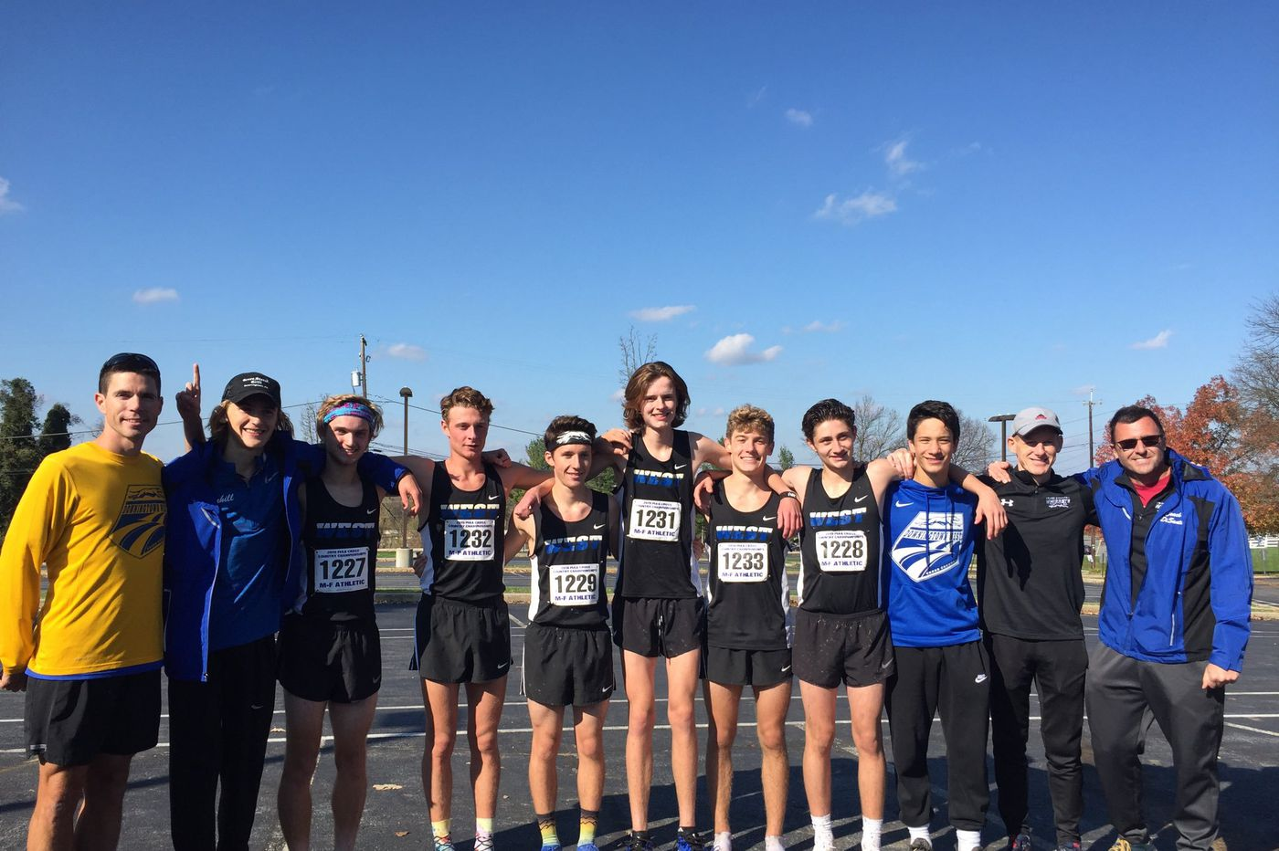 Saturday's Southeastern Pa roundup: Downingtown West boys' cross-country wins PIAA Class 3A championship