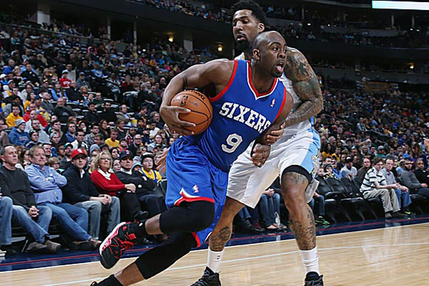 Sixers waive Anderson before free-agent market opens