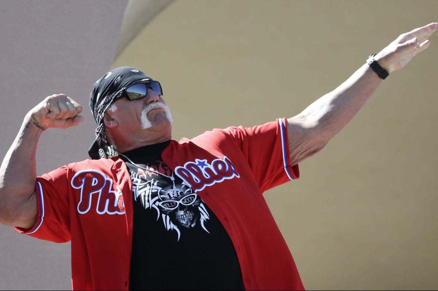 Hulk Hogan says he would beat Sylvester Stallone in a fight
