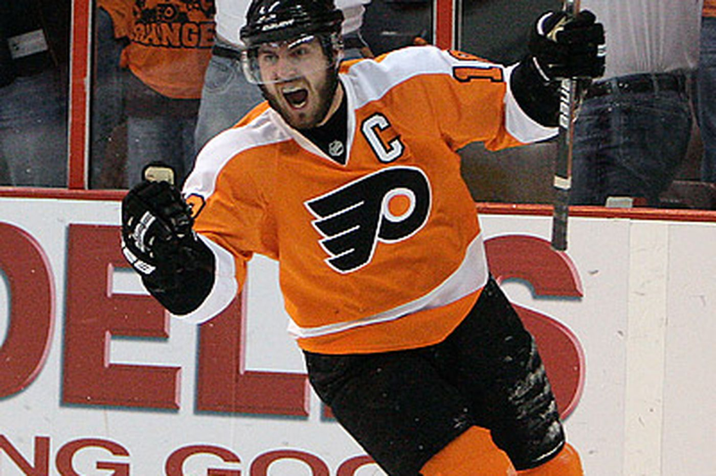 Flyers finish off Habs, reach Cup finals