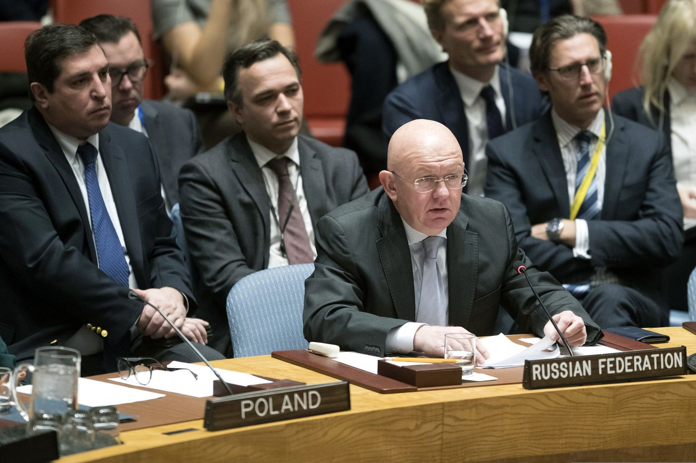 Russian envoy: Bad relations with US unlikely to improve
