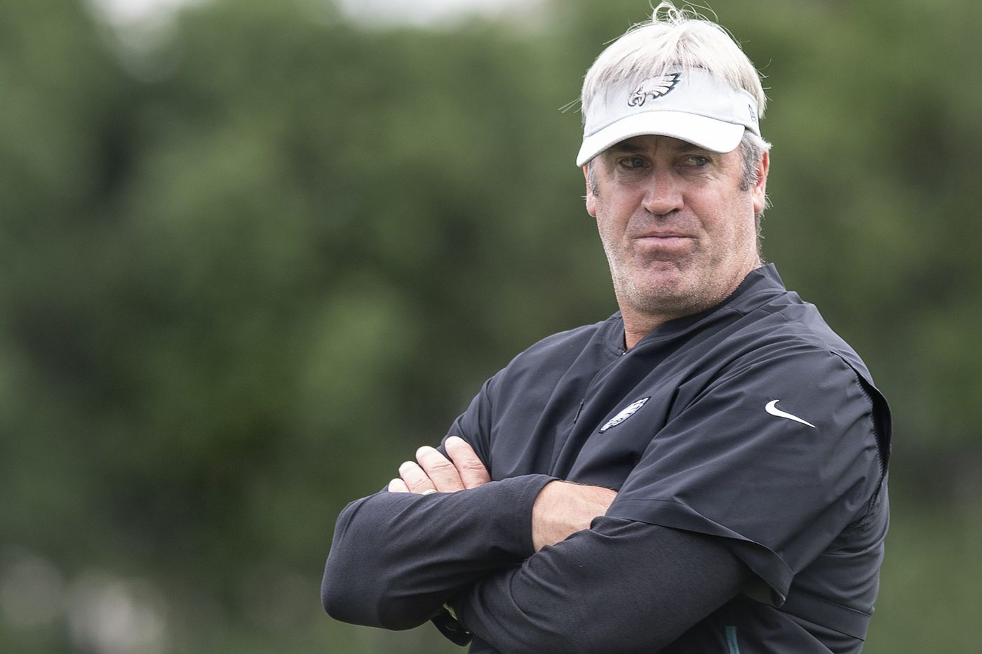 Doug Pederson's run-pass imbalance is a symptom and not a cause of the Eagles' struggles