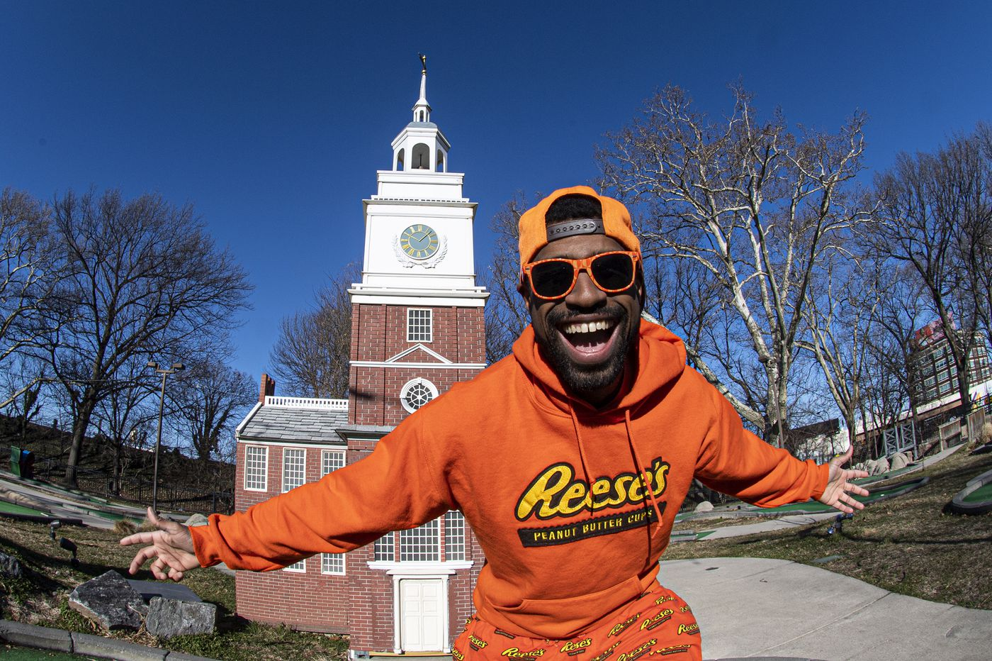 He was crowned the most outrageous fan of Reese's and Wawa, then he took it to the next level | We The People