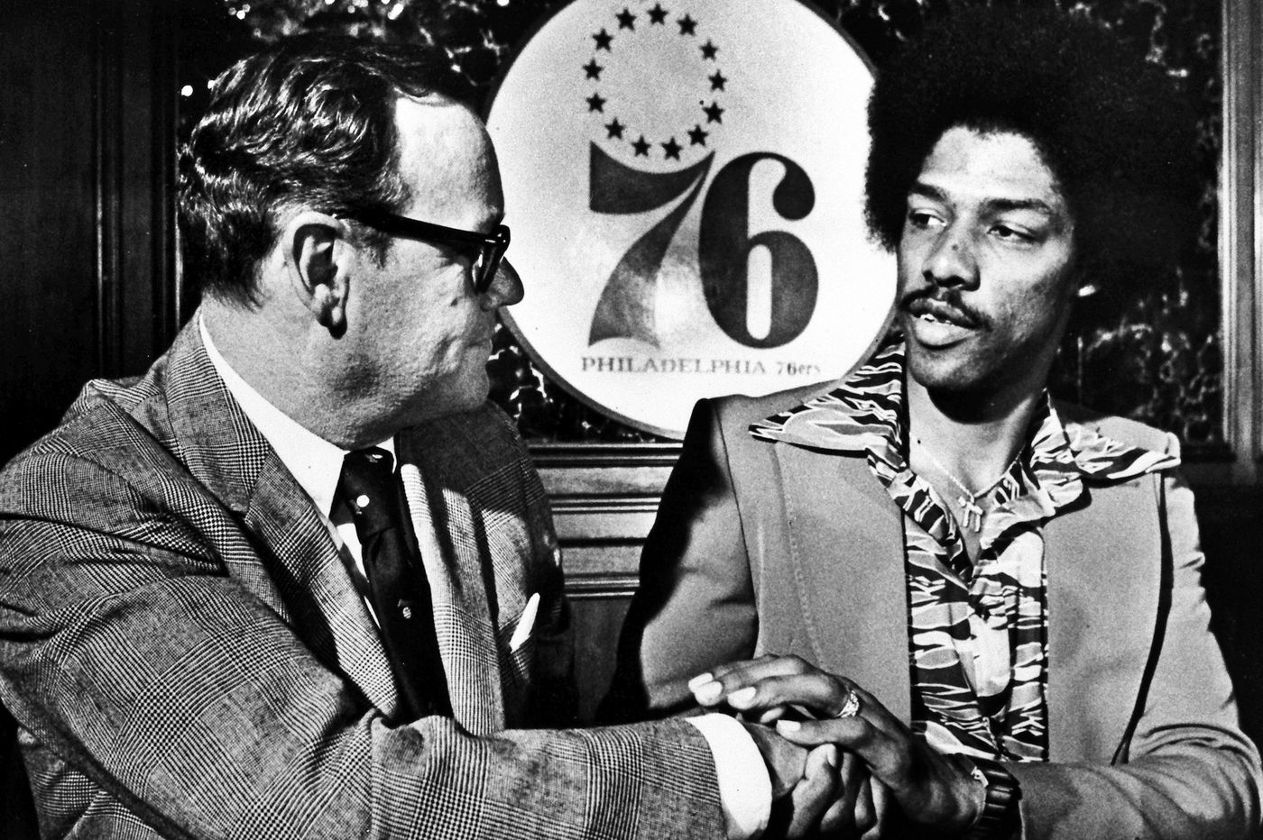 The best that never was: Even with Dr. J and George McGinnis, the 1976-77 Sixers were too turbulent to win a title