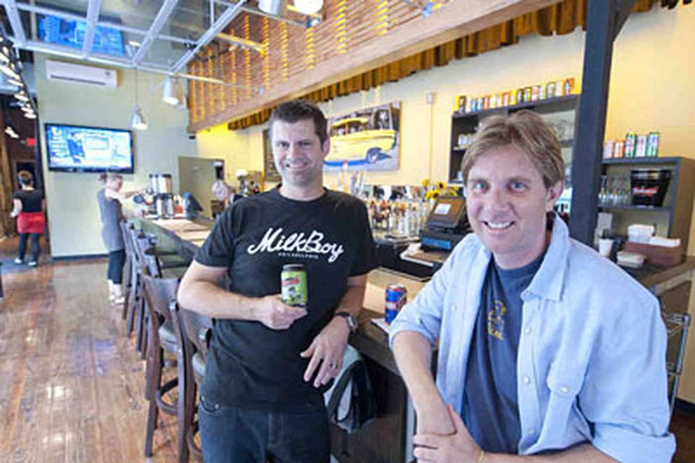 Philadelphia MilkBoy opens with coffee, booze, and a labor kerfuffle