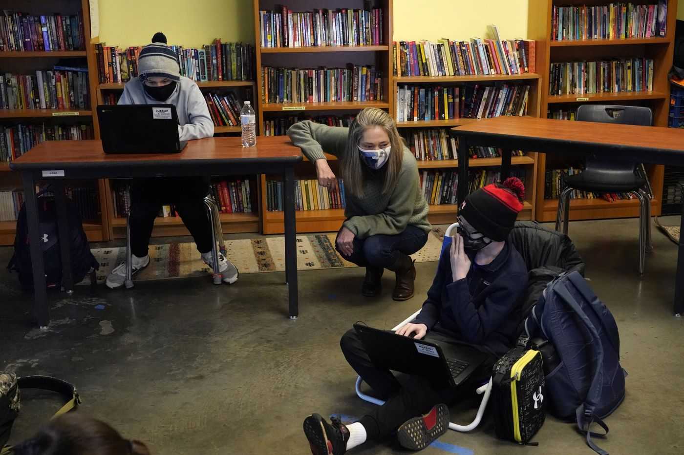 Thanksgiving lessons in U.S. schools have jettisoned Pilgrim hats and added conflict and injustice