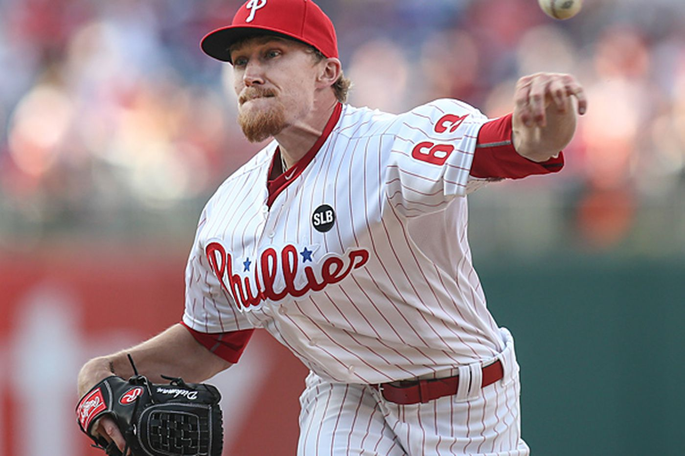 Phillies' Jake Diekman has his bags packed