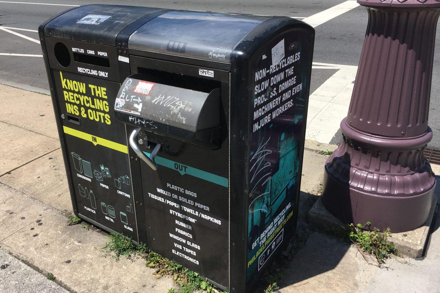 Why high-tech trash cans didn't work