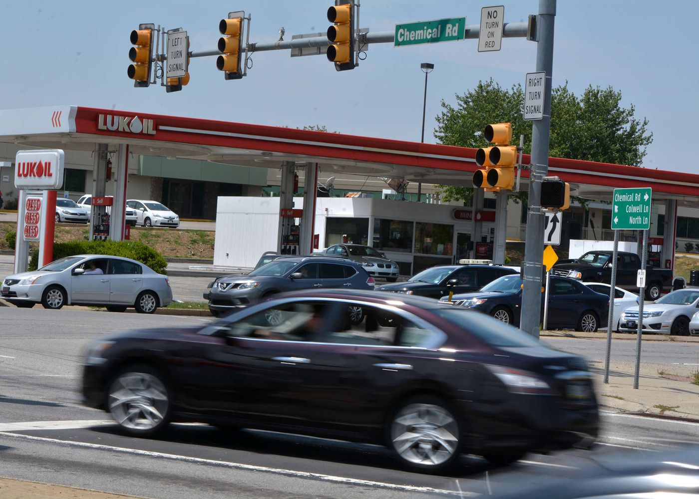 Why some stations charge outlandish gas prices