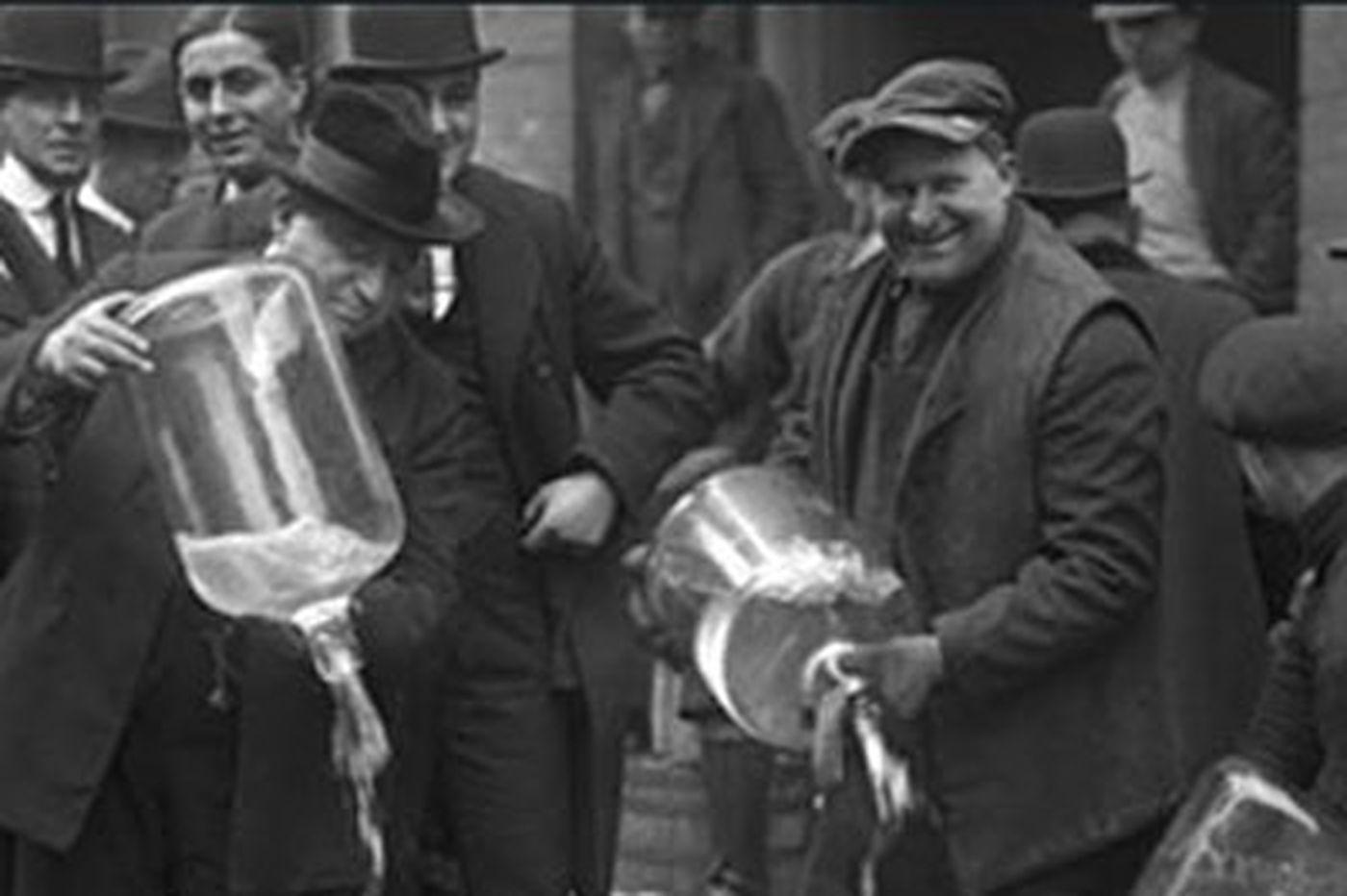 Joe Sixpack: Ken Burns documents Prohibition