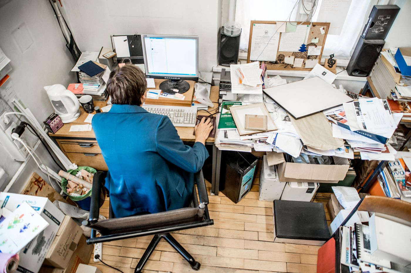 Work From Home How To Hack Your Office Chair To Save Your Back