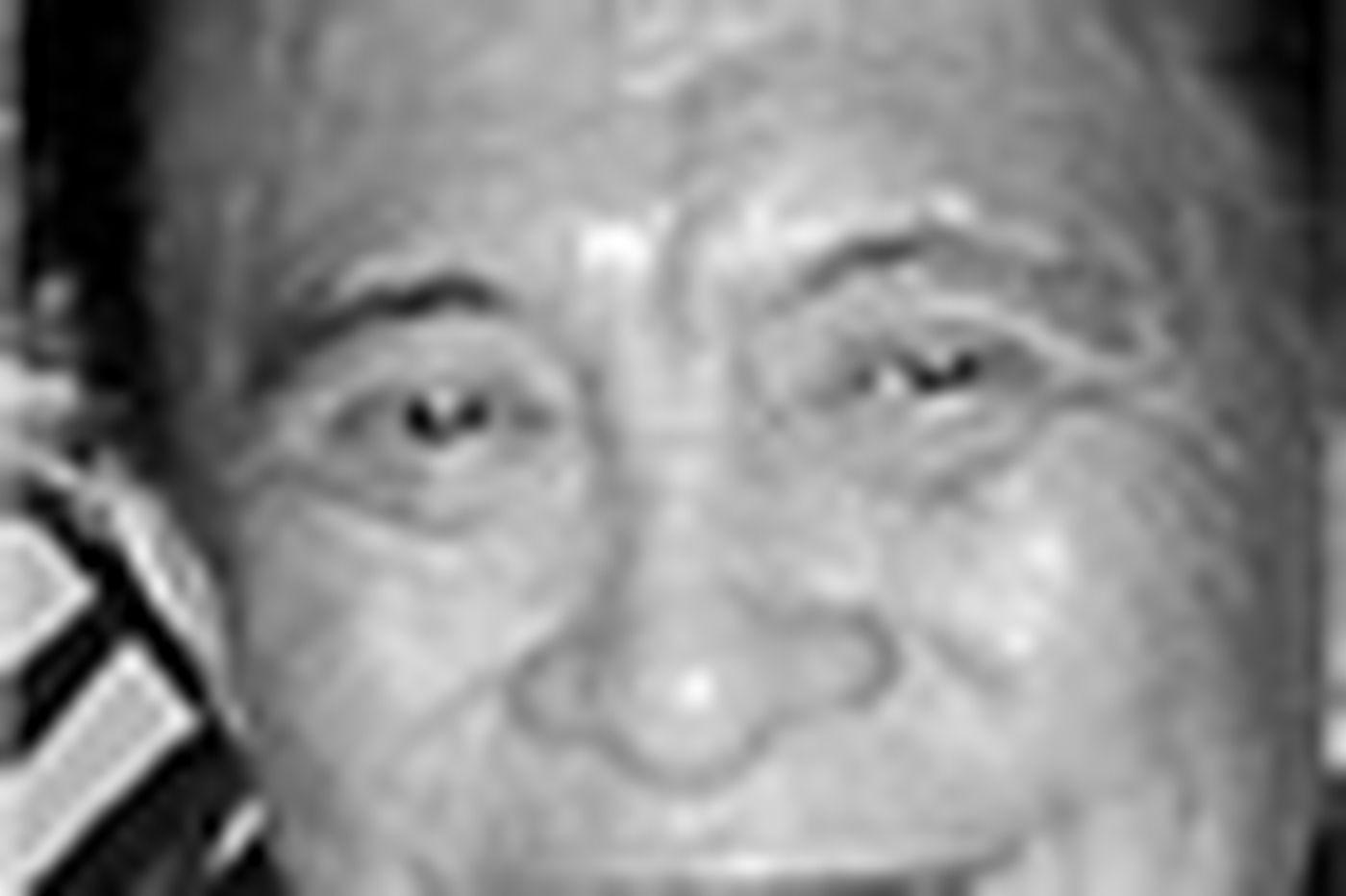 Nacianceno Largoza, 84, a family doctor