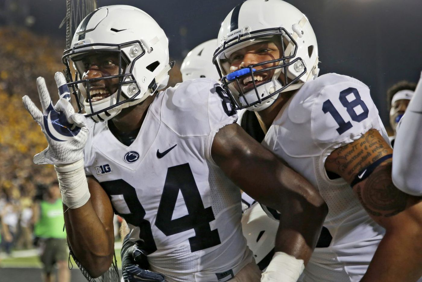 Nittany Lions' Juwan Johnson regains perspective to prepare for Indiana