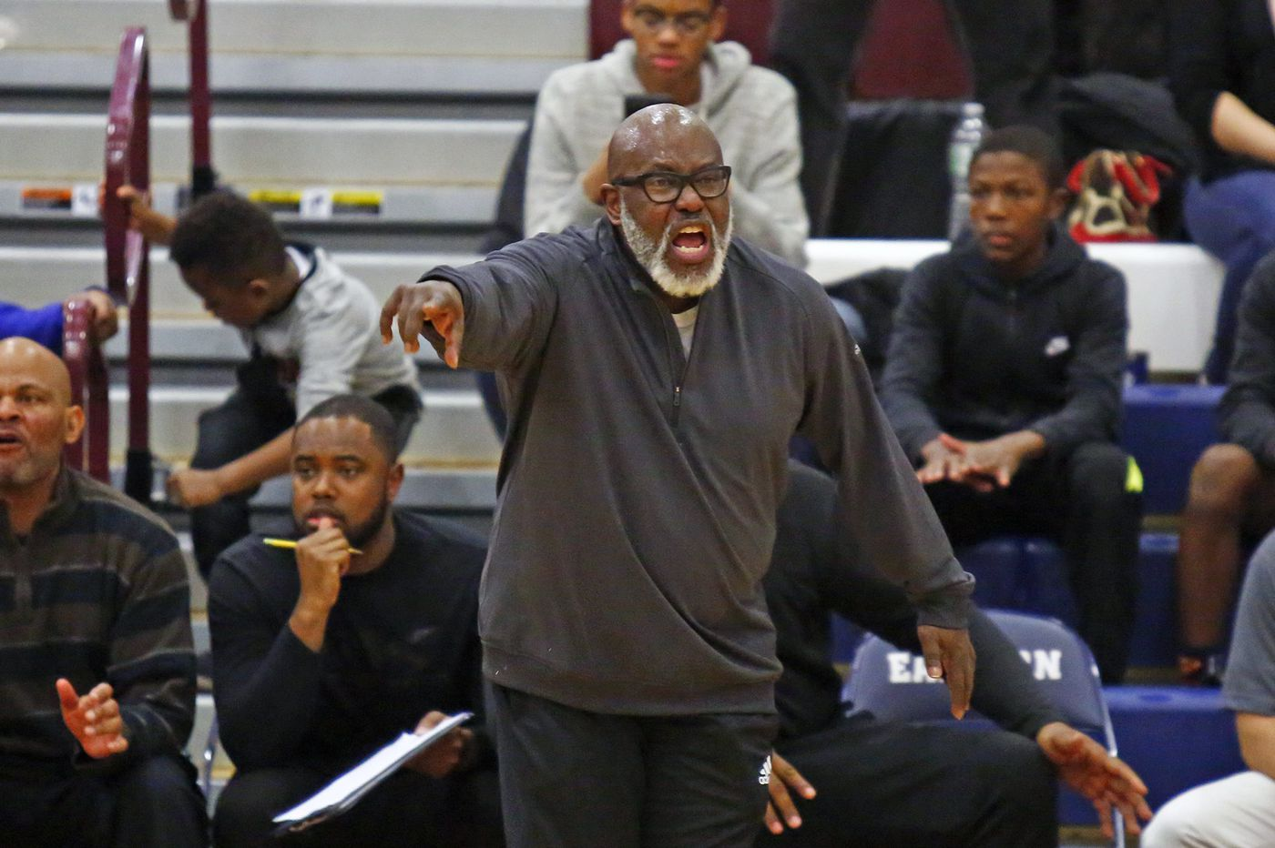 Gene Allen out as Atlantic City basketball coach