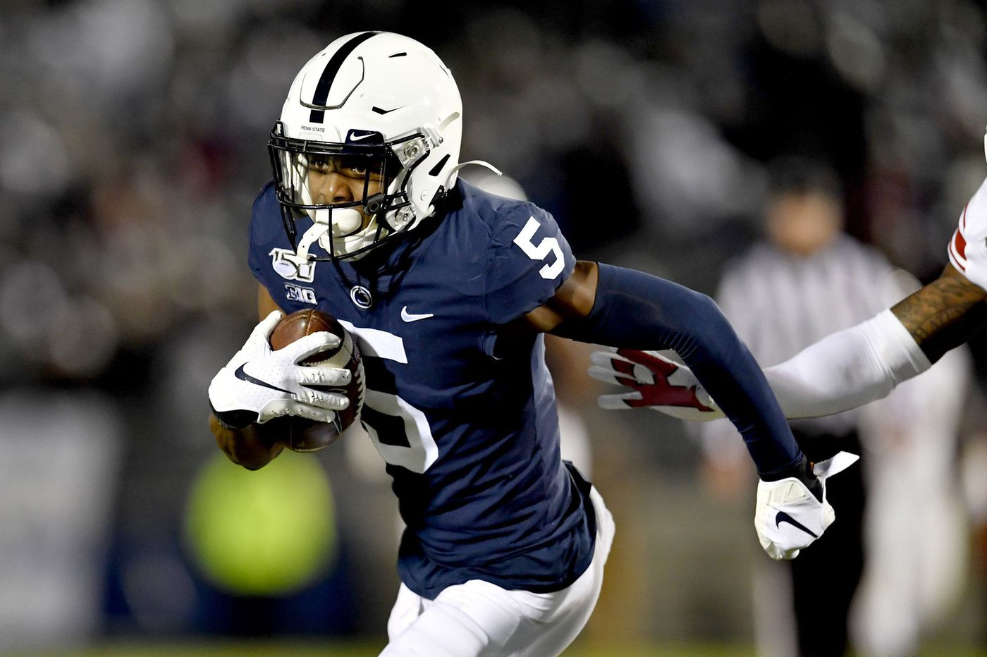 Penn State's Jahan Dotson ready to become the team's next go-to receiver