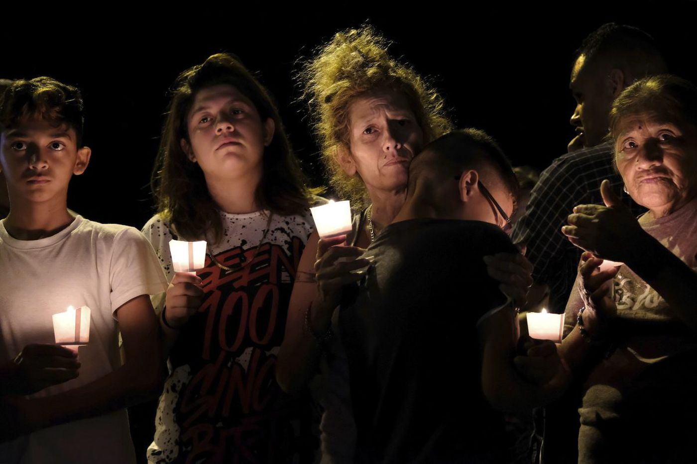 Thoughts and prayers won't wash away the blood on our hands   Opinion