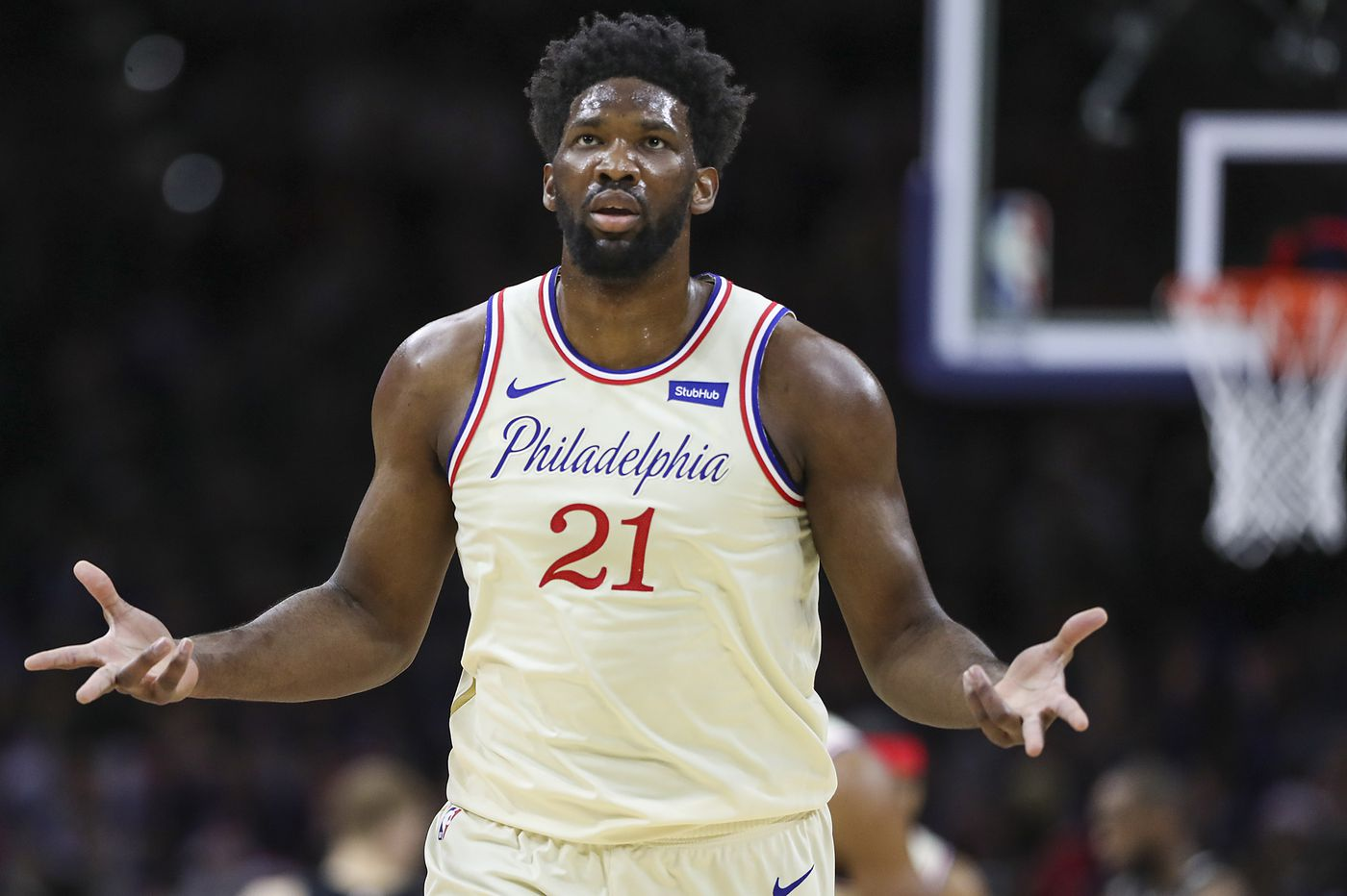 Christmas show: Joel Embiid, Sixers dominate Milwaukee Bucks, 121-109