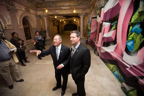Developer to honor Divine Lorraine's hotel heritage