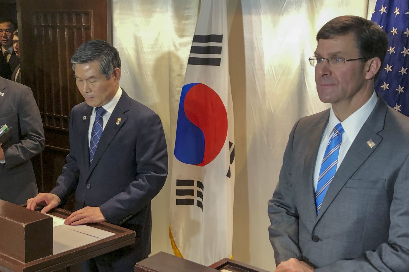 U.S., South Korea postpone joint exercise criticized by North Korea