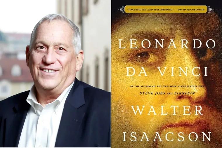 "Walter Isaacson, author of ""Leonardo Da Vinci."""