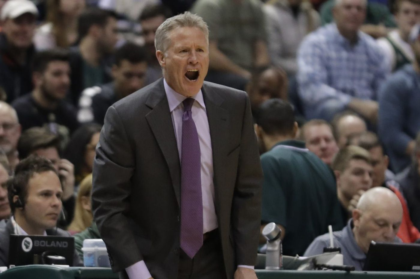 Turnover-prone Sixers still struggling to play under control