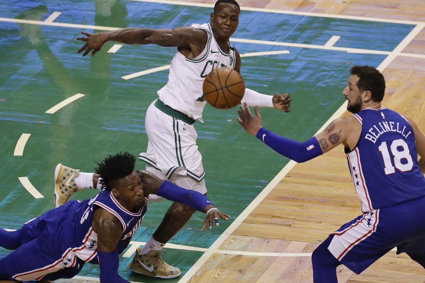 Celtics 108, Sixers 103: Three quick takes from Philly's playoff loss