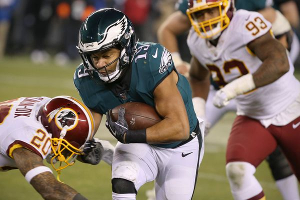 The Eagles offense plays with purpose, if not poise, in win over the Redskins | Jeff McLane