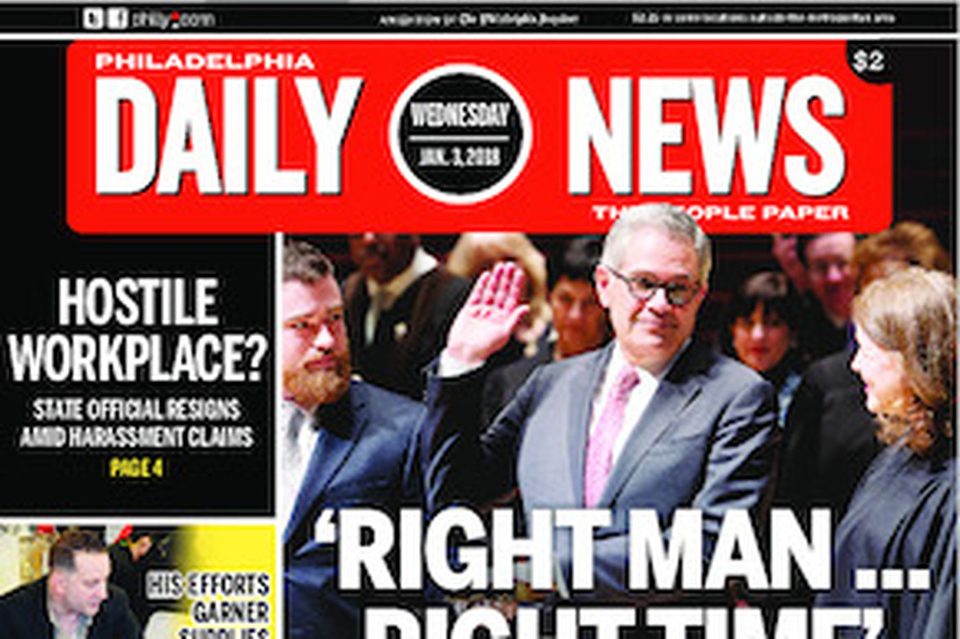 Dailynews Monthly Covers 01/03/18