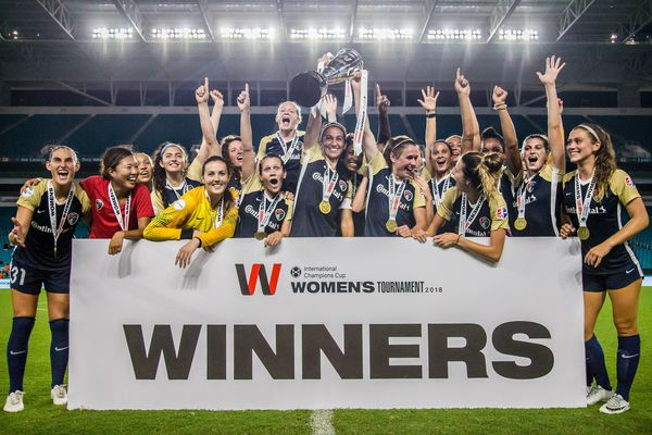 International Champions Cup women's tournament expands to eight teams as 2019 schedule comes together